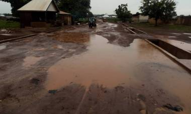 Kunyevula: Residents Bemoan Deteriorated Roads; Appeal to Authorities to Fix it