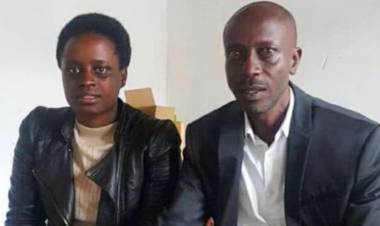 Rwandan genocide Orphan reunites with Family after 26 years