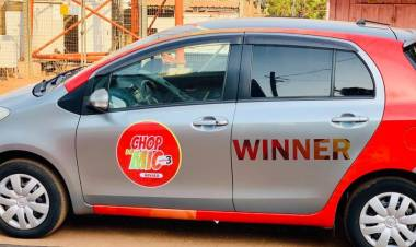 'Chop Da Mic': Organizers unveil Brand-New car for winner of the competition