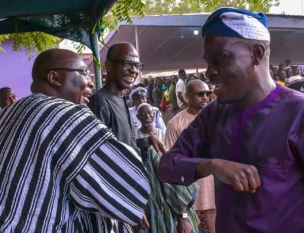 NPP cannot claim credit for peace in Dagbon; stop provoking us – Minority leader to Bawumia