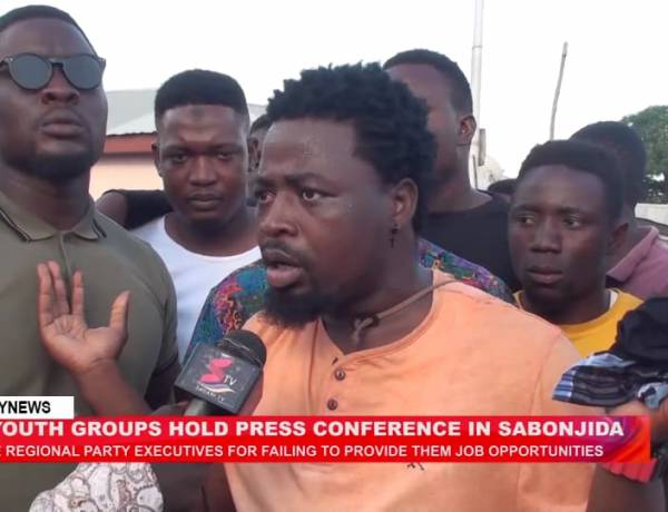 NPP youth in Tamale angry over perceived neglect by regional executives